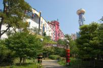 Nhà máy xử lý rác đẹp như công viên ở Nhật