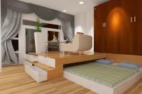 Những món nội thất thông minh không thể thiếu cho không gian nhỏ hẹp