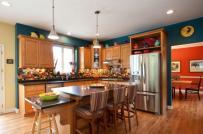 4 lỗi cần tránh khi chọn màu sắc cho nhà ở