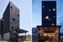 Khách sạn độc đáo ở Đài Loan lấy cảm hứng từ bọt biển lấp lánh