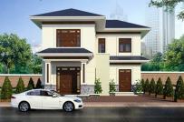 10 mẫu nhà phố đa phong cách với kinh phí khoảng 950 triệu đồng