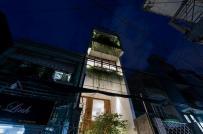 Ngôi nhà ống đậm hồn quê Việt giữa lòng phố thị
