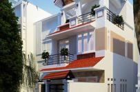 10 mẫu nhà phố mái kép khiến ai cũng mê mẩn