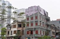Hà Nội sẽ xử lý dứt điểm các trường hợp vi phạm trật tự xây dựng