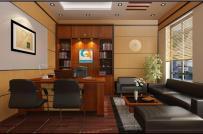 Phòng làm việc cho sếp cần bố trí sao cho hợp phong thủy?