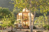 Lặng ngắm những thiết kế nhà kính xinh yêu dành riêng cho người thích làm vườn