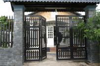 Tổng quan về phong thủy cổng chính