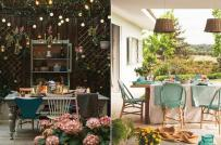 Những ý tưởng bài trí không gian ăn uống ngoài trời đáng tham khảo