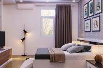 Bài trí phòng ngủ vợ chồng hợp phong thủy để sớm có tin vui