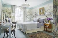 20 mẫu giấy dán tường phòng ngủ đẹp mê mẩn
