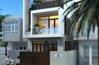 KTS tư vấn xây nhà 2,5 tầng tiện nghi, hợp phong thủy