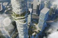 """Vào năm 2022, Landmark 81 có thể bị """"soán ngôi"""" tòa nhà cao nhất Việt Nam"""