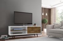 Bộ sưu tập kệ tivi đơn giản phù hợp với căn hộ chung cư