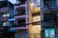"""Ngôi nhà Việt được dệt từ những """"sợi chỉ"""" yêu thương"""