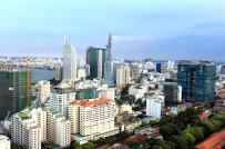 Tp.HCM: Giá căn hộ hạng sang chỉ bằng 1/4 Hồng Kông
