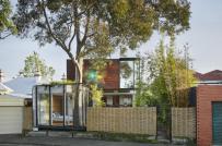 """""""Ghé thăm"""" ngôi nhà có thiết kế đặc biệt của cặp vợ chồng trẻ ở Úc"""