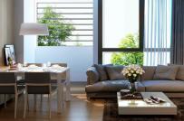 Tư vấn thiết kế nội thất căn hộ 54m2 với kinh phí 104 triệu đồng