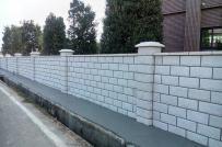 Tham khảo 10 mẫu tường rào bằng gạch bền đẹp, chẳng sợ lỗi mốt