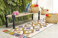 Tham khảo ý tưởng sử dụng thảm trải sàn giúp ngôi nhà ấn tượng hơn