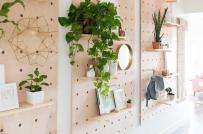 14 kiểu kệ lưu trữ độc đáo mà bạn có thể tự làm cho không gian sống của mình