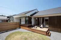 Kiến trúc đơn giản nhưng rất đáng học hỏi trong ngôi nhà Nhật 3 gian