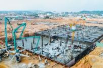 Đầu năm 2019, bến xe Miền Đông mới (Tp.HCM) sẽ đi vào hoạt động
