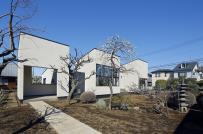 Không gian sống vừa chung vừa riêng trong ngôi nhà dành cho đại gia đình ở Nhật