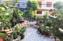 Gia chủ khiến khách ngỡ ngàng với vườn bonsai trên tầng 2