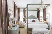 Những mẫu giường Canopy làm say lòng phái đẹp
