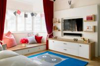 Phòng của trẻ đa năng và độc đáo hơn nhờ thiết kế sàn giật cấp