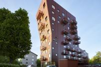 Chiêm ngưỡng tòa tháp hình chiếc giày ngộ nghĩnh ở Thụy Điển