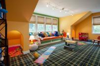 20 ý tưởng thiết kế phòng vui chơi cho bé ngay trên gác mái