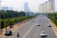 Infographics: Đường vành đai 2 chạy quanh Hà Nội như thế nào?