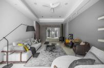 Ngôi nhà có thiết kế linh hoạt, dễ dàng thay đổi nội thất