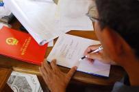 TP. Hà Nội: Sửa đổi, bổ sung nhiều quy định liên quan đến cấp sổ đỏ