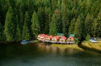 Những ngôi nhà ven hồ chỉ ngắm một lần thôi cũng đủ nhung nhớ