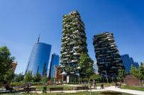 Tòa nhà phủ kín cây xanh ở Trung Quốc cung cấp 60kg oxy/ngày