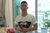 Căn hộ 80m2 ngập tràn cây xanh của stylist nổi tiếng Travis Nguyễn