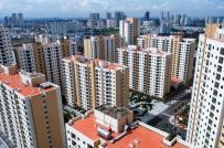 Tp.HCM: Rổ hàng căn hộ giá rẻ giảm gần 70%