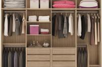 Loạt tủ quần áo mở giúp không gian sống luôn gọn đẹp