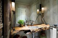 Vô vàn cách trang trí độc đáo cho phòng tắm nhà bạn