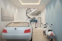 Tiêu chuẩn thiết kế gara ô tô trong nhà ở đảm bảo an toàn cho gia đình