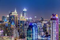 Ngân hàng Thái Lan siết tín dụng vào địa ốc để hạ nhiệt thị trường