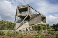 Thiết kế ấn tượng của ngôi nhà