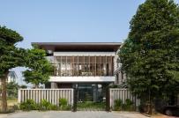 Biệt thự 3 tầng vừa tránh nắng, vừa đón gió ở Phú Thọ