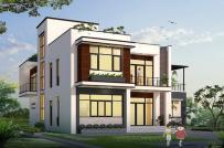 Tham khảo các mẫu nhà hiện đại, kinh phí xây dựng khoảng 650 triệu đồng