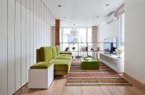 Ngôi nhà 32m2 có thiết kế đặc biệt, mang tính ứng dụng cao