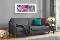 Loạt ghế sofa bọc vải đẹp mê mẩn dành cho phòng khách mùa đông