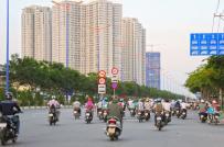 Tp.HCM: Hiệu suất đầu tư căn hộ cao cấp cho thuê sụt giảm
