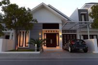 Những mẫu nhà đẹp, kinh phí xây dựng dao động trong khoảng 300-500 triệu đồng